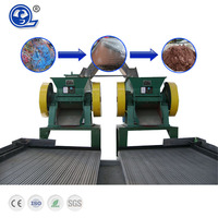 Electric Scrap Cable Copper Wire Waste Recycling Equipments