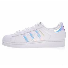 Оригинальные аутентичные женские и мужские кроссовки Adidas Superstar для скейтбординга, модные легкие и удобные кроссовки AQ6278()