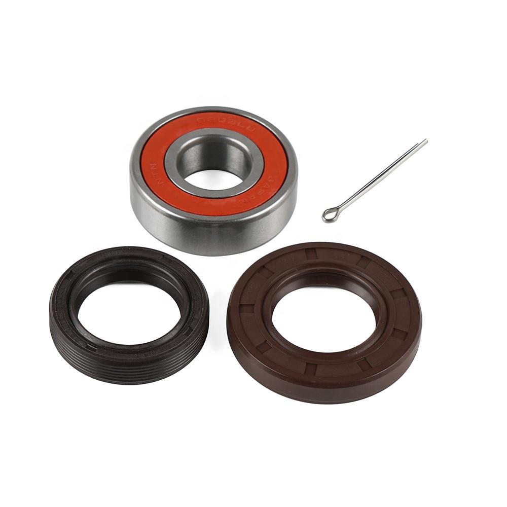 NiceCNC ATV Steering Stem Bearing Bushing Seal Pin Kit For Yamaha YFZ450 2004-2013 Raptor 700 2006-2012
