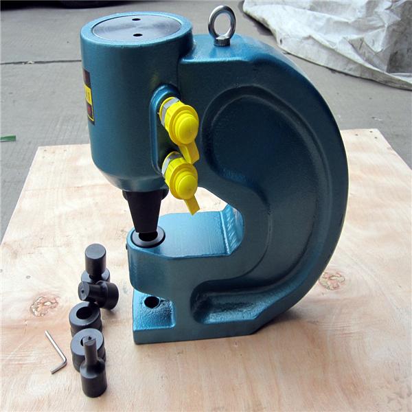 Hydraulic Copper Busbar Cutting Punching Pipe Bending Processing Assemble Machine