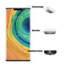 Yeeacc 3D Cong Tempered Glass Cho Huawei Mate <span class=keywords><strong>30</strong></span> PRO <span class=keywords><strong>Bảo</strong></span> <span class=keywords><strong>Vệ</strong></span> Màn Hình