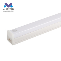 Wholesale indoor home office mall workshop plastic 9w 14w 18w led t5 tube led light