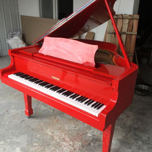 Preço de Hong Kong marca 88 chaves Baby Grand Piano piano de cauda custom made multicolor