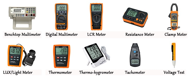 CM-2070C 3 1/2 digits ac dc digital clamp multimeter