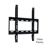 "Factory 26""-63"" Universal fixed tv wall mount stand High Quality tv bracket"