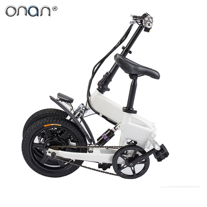 ONAN 36V 250W 14Inch 5.2AH <strong>Folding</strong> / Foldable / Folded Fat Type Ebike Electric Fat Bike With High Quality