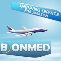 FBA Amazon USA/UK door to door service from Shenzhen guangdong by air freight shipping cargo