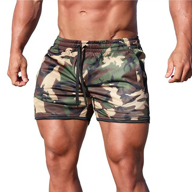 Custom Shorts de playa Mens Camo freizeit Shorts 100% Baumwolle Druck ihre marke label sommer strand Casual Shorts