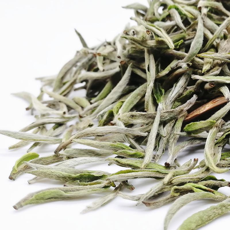 Chinese White Tea Silver Needle leaf tea for slimming tea - 4uTea   4uTea.com