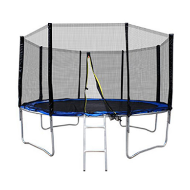 Sundow 2020 New Outdoor Large 15Ft Bungee Fitness Trampoline With Foam Pit