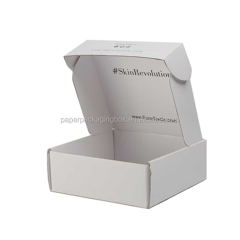 Logo Printed Packaging Shipping Cardboard Box&Corrugated mailer box