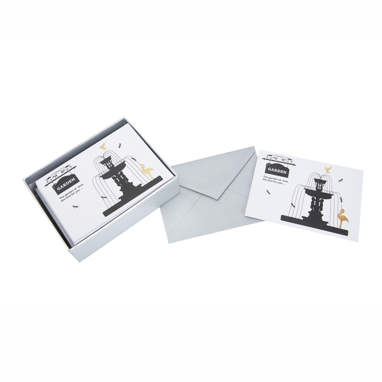 Europe Leisure Harmonious Boxed Cards, Best Selling 2020 Everyday Love Greeting Cards