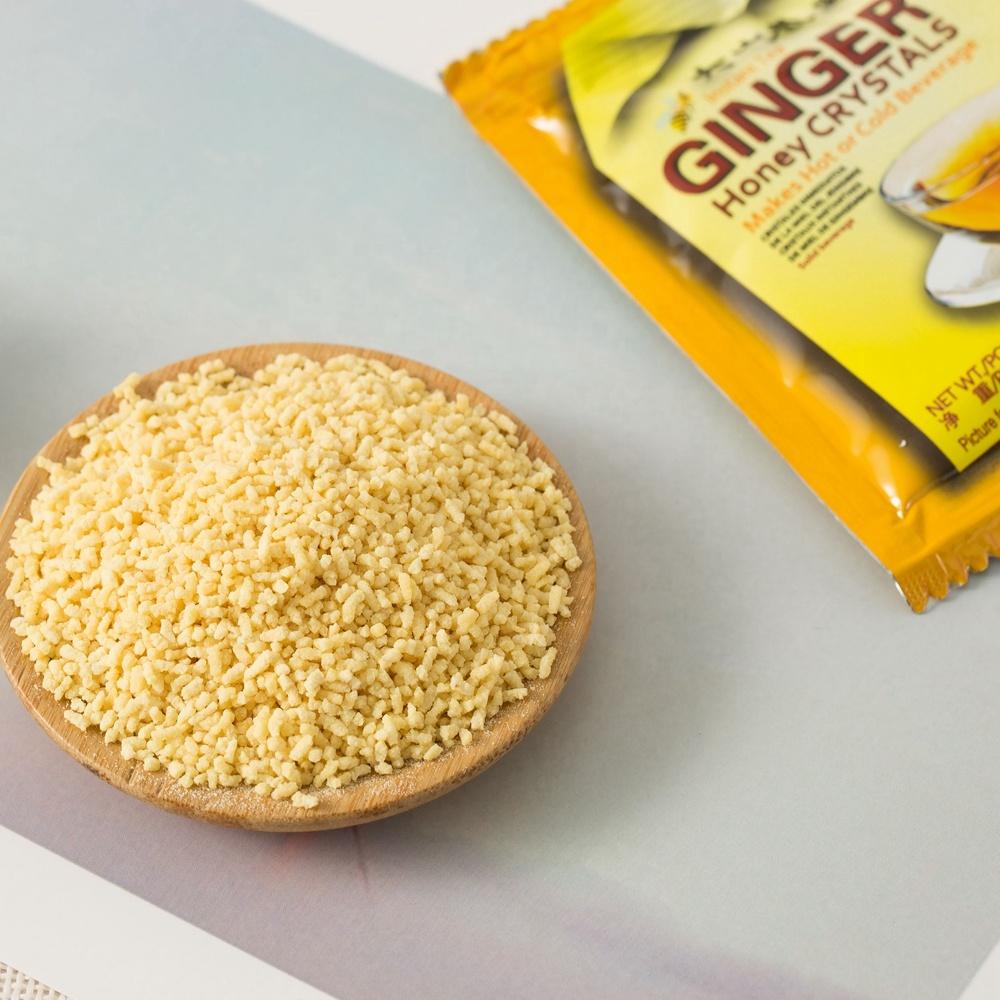 Sweet Instant Honey Ginger Tea Drink Powder - 4uTea   4uTea.com