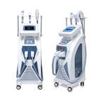 cheap price multifunction ipl nd yag laser hair removal equipment