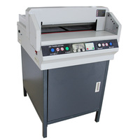 450 Digital Control A3 Size Guillotine Cutter/Paper Cutting Machine Price
