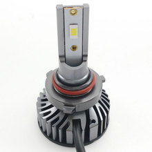 9V15W high power headlight lamp H1 H4 H7 9005 9012 headlight H11 car lighting system LED accessories