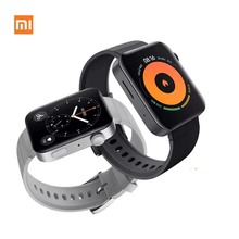Neue Xiaomi Smart Uhr Android Armbanduhr Sport Bluetooth Fitness Tracker Mi Smart Uhr