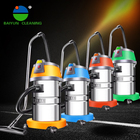 15L/30L wet/dry efficient cleaning efficiency industrial professional vacuum cleaner Hold CB/CE certification