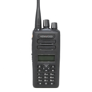 Kenwood NEXEDGE VHF/UHF gps digital an analog portable two-way radio NX-3320