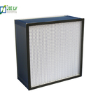 h13 h14 mini Deep-pleat air filter FFU laminar flow hepa filter for lab