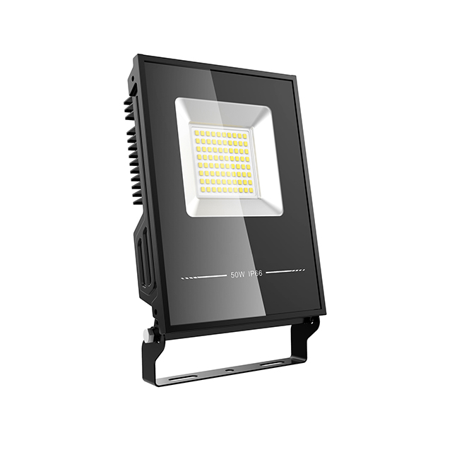 Hot sale factory direct 50w led flood light with lens replacement halogen lamp ip67 Made In China Low Price