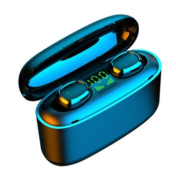 G5S Mini TWS Wireless headphone Bluetooth V5.0 Earphone Stereo headset Earbuds with charging case