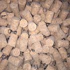 Agglomerated cork stoppers