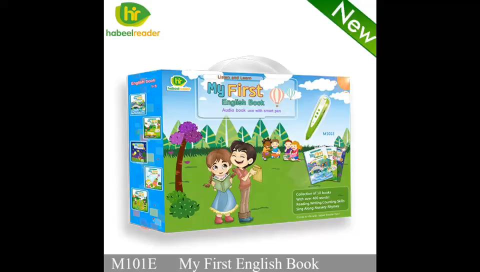 Los niños de la educación temprana máquina de aprendizaje juguetes inteligente hablando pluma lectura bolígrafos a aprender inglés con traducción al árabe