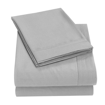 1800 Thread Count Egyptian Cotton Sheet Set/ Microfiber Bed Sheets Queen