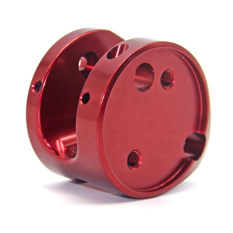 Aluminum Machining Services Custom Anodized Turning Machining Precision CNC Milling <strong>Parts</strong>