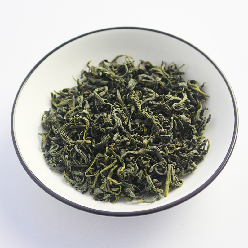 Changshengchuan Chinese healthy organic natural green tea leaves from Hubei Chinese tea