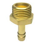 Stone Turning parts hot brass forging press coupling pipe fitting