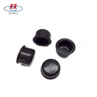 Custom silicon/NBR/EPDM rubber cap seal Rubber Stopper/cap