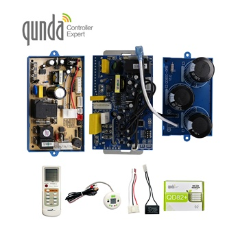 SYSTO QD82+ QUNDA universal air conditioner ac/dc inverter control system pcb inverter air condition