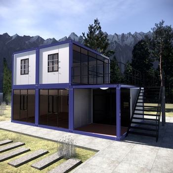 Eco friendly best price fashionable modular prefab building homes for shop