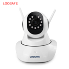 loosafe 1080P video baby monitor good quality wireless SD card cctv camera indoor good quality home wifi cctv system
