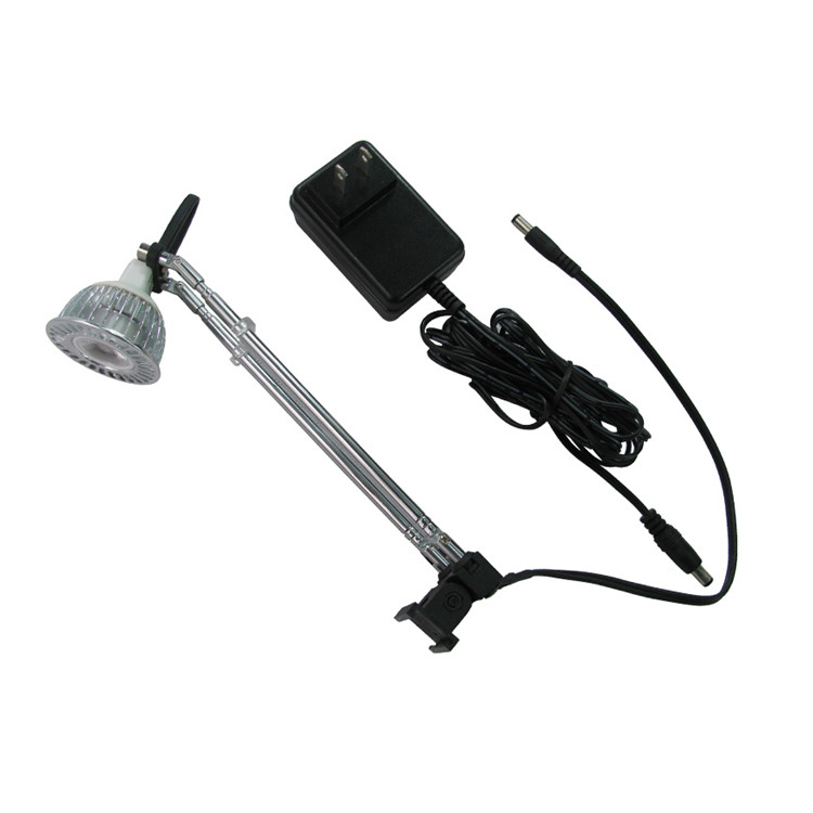 Factory Price SLT Spot Light with Holder Clip for Wall