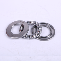 Chrome Steel GCR15 45*65*14 mm Hot Sales And Good Quality 51109 Thrust Ball Bearings for Agricultural Machinery