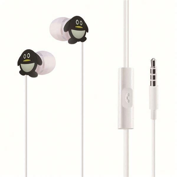 Best selling cheapest lovely cartoon wired handfree earpiece earbuds earphone - idealBuds Earphone | idealBuds.net