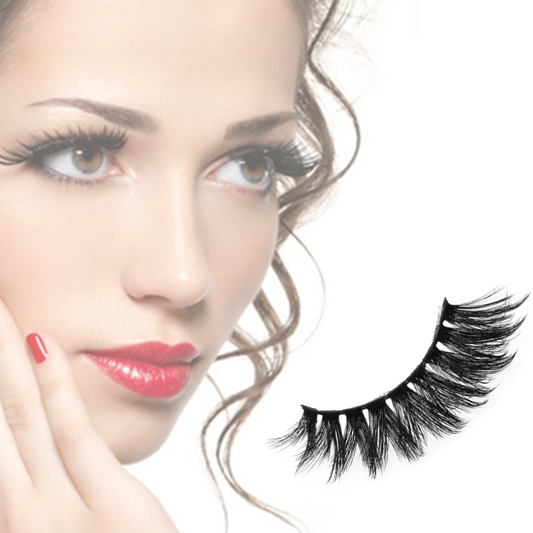 2020 Hot selling No Glue No Magnet Waterproof Magic Adhesive Eyeliner Pen with Eyelashes