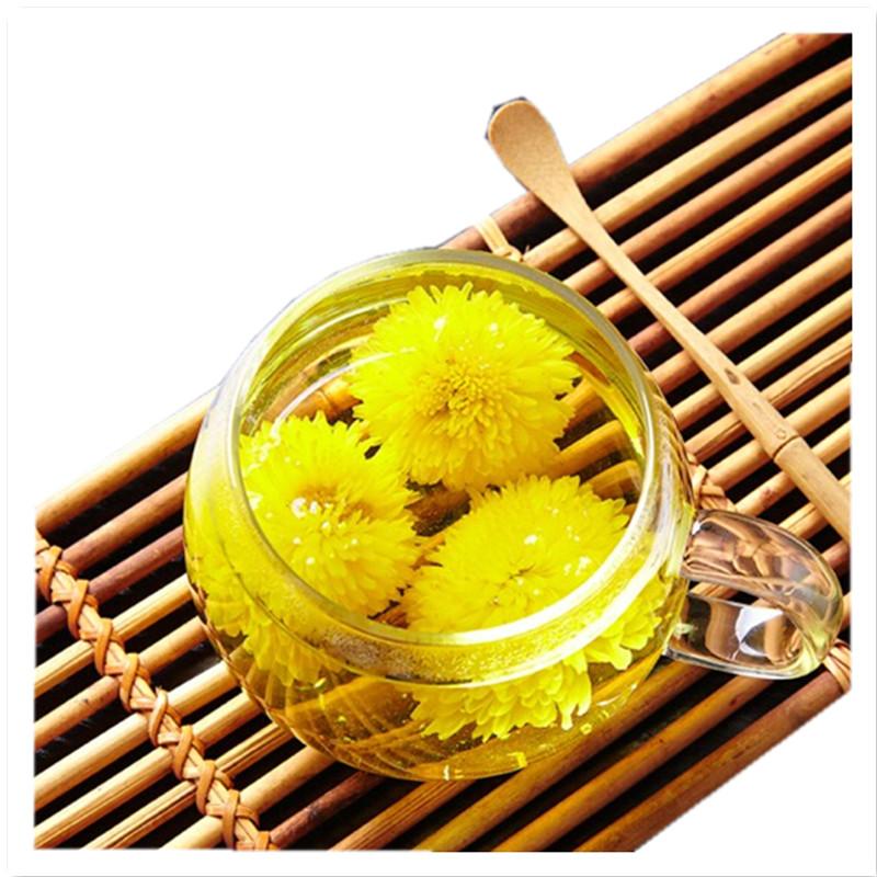 Healthy Flower Tea Product Yellow Chrysanthemum Tea For Woman - 4uTea | 4uTea.com