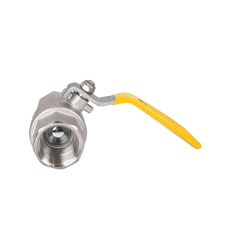 Low Pressure DVGW Approved Oil Brass Gas Ball Valve