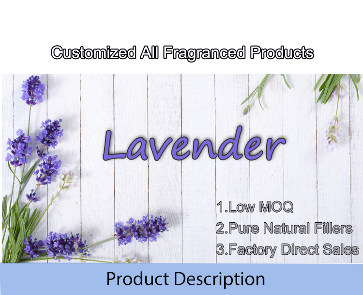 Wholesale Customizable Skin Soft Microwavable Heat Yoga Natural Lavender Organic Cassia / Flax Seed  Eye Pillow for sleep