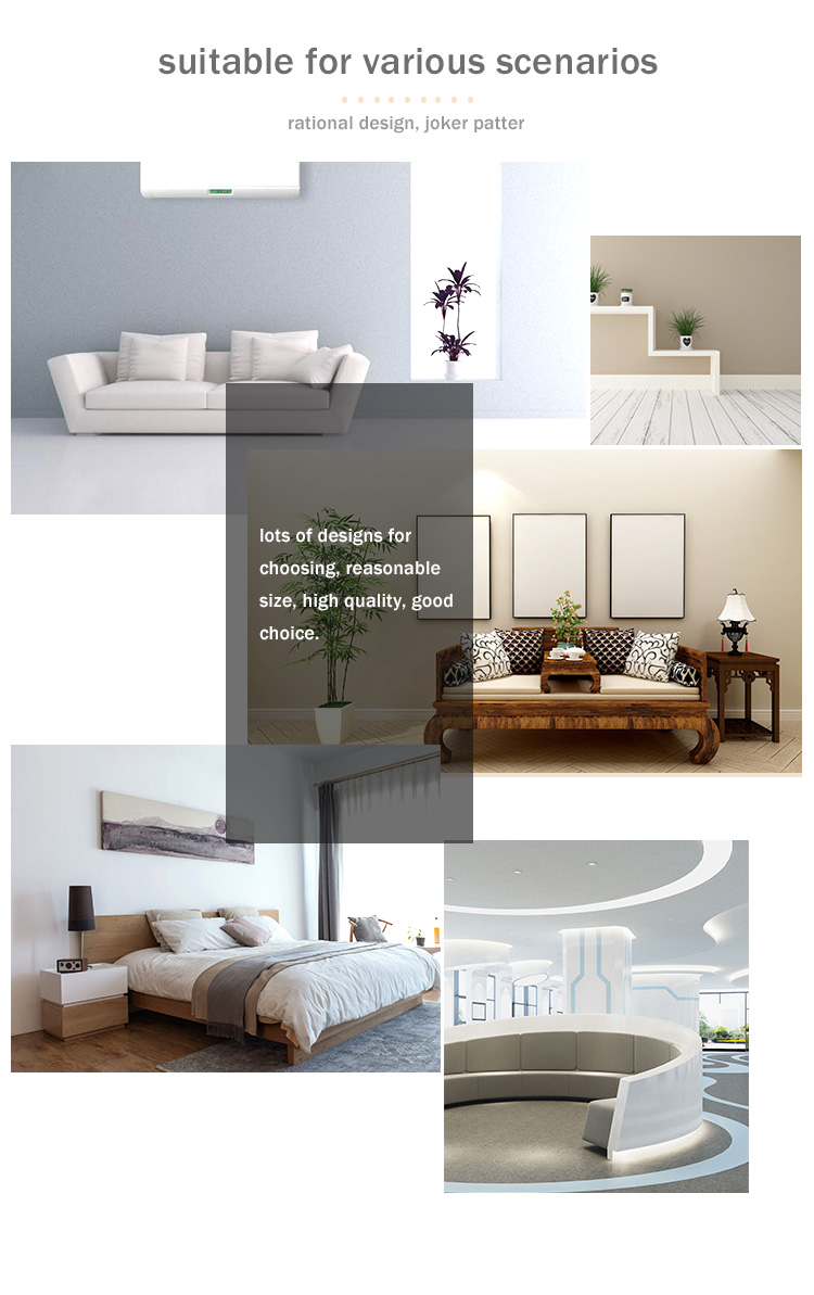 Wonderland กรอบภาพ 3 ชิ้นผ้าใบ Art ตกแต่งห้องนอน Home Decor