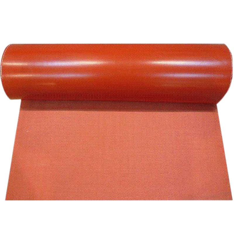 Colorful Silicone Coated Fiberglass Fabric with Different Specification