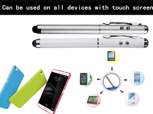 Passive Stylus Drawing Fiber And Transparent Fine Dick Precision Series Disc Sucker Capacity Stylus Pen Touch Pen For Phone