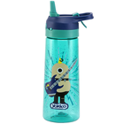 Cartoon pattern children drinking bottle junior sport spray water bottle