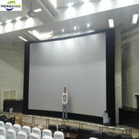 curved frame projection screen