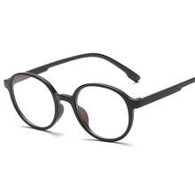 2018 модные женские очки, оправа для мужчин, оправа для очков, винтажные круглые прозрачные линзы, очки, оптическая оправа для очков(Китай)