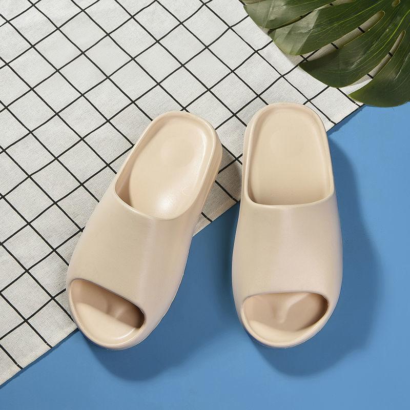 Unisex Hot Sale Kanye West Fashion Design Indoor Slides Resin